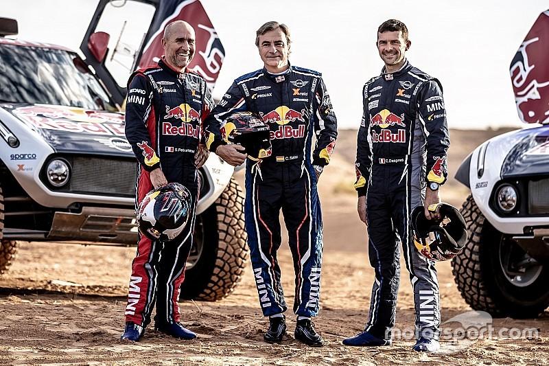 X-Raid Mini,2019 Dakar Rallisi'ne Sainz, Peterhansel ve Despres'le katılacak