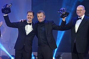 Räikkönen óriási alakítása az FIA gáláról: amatőr felvétel