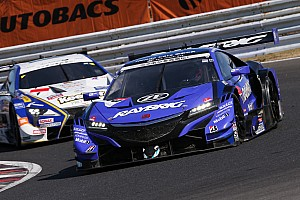 Honda wants to keep midship NSX