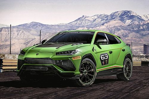 Lamborghini luncurkan kejuaraan balap SUV