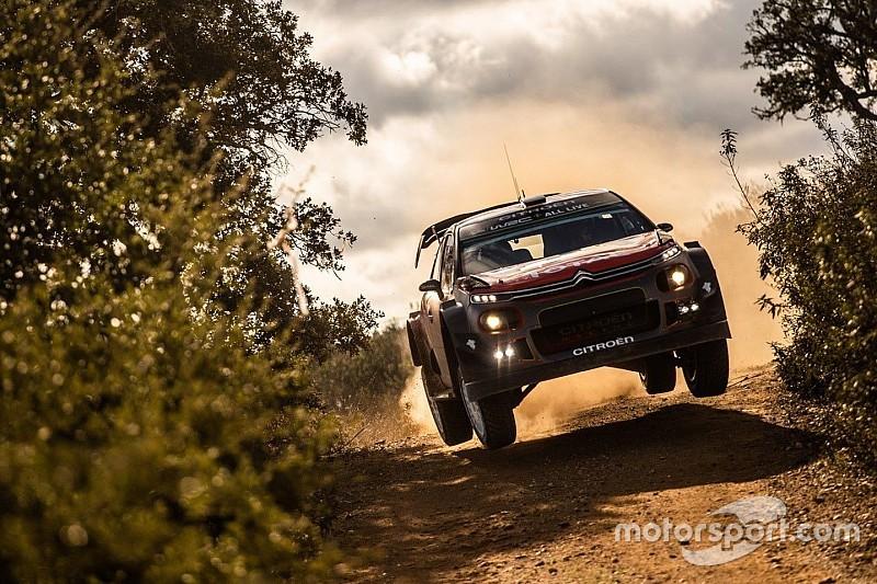 Las fotos del debut oficial de Ogier al volante del Citroen C3 WRC Plus