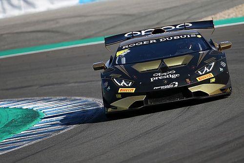Track-Test: Lamborghini Super Trofeo