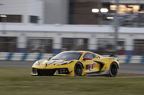 """Corvette C8.R already feels """"solid and competitive"""""""
