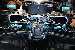 Eight tech tweaks that boosted Mercedes in Australia