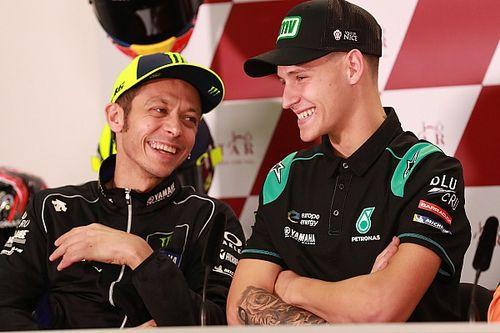 """Fabio Quartararo: """"Vedevo la MotoGP per Rossi, oggi Marquez è il migliore"""""""