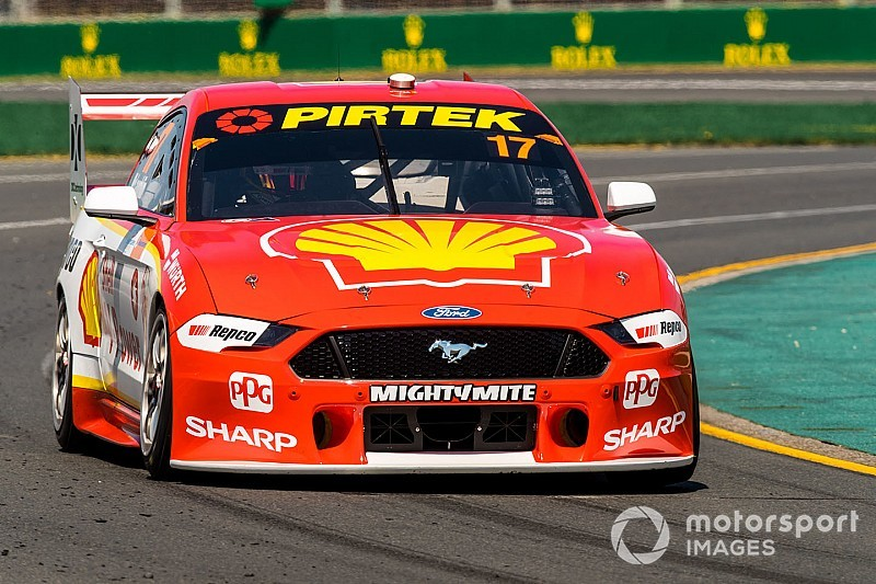 Albert Park Supercars: McLaughlin wins, late drama for van Gisbergen