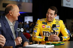 Mailbag: Chevrolet struggles and Kyle Busch's future