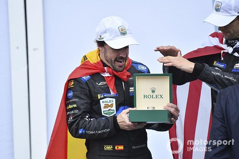 Alonso na zege Daytona: