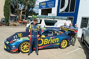 Richards unveils new look for Porsche return