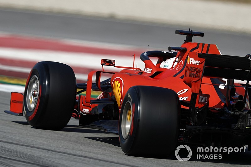 Ergebnis: Formel-1-Tests in Barcelona, 8. Tag