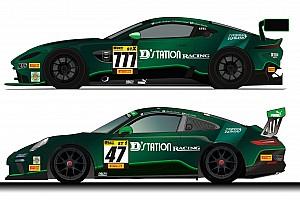 D'station Racing、S耐にもヴァンテージGT3を投入。序盤2レースはダレン・ターナーが参戦