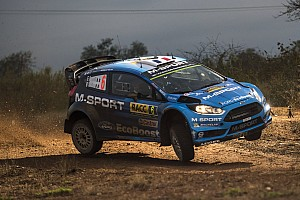 WRC Preview Home soil beckons for M-Sport
