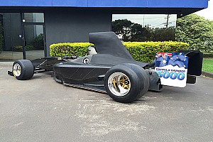 Other open wheel Breaking news New Australian Formula 5000 series launches
