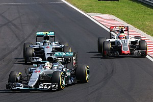 Formula 1 Breaking news Gutierrez upset with Hamilton's lack of respect after gesture