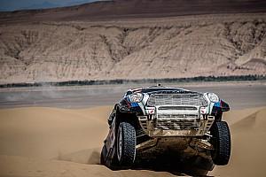Ралли-рейды Отчет об этапе Васильев выиграл седьмой этап «Африки Эко Рейс»