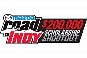 USF2000 Breaking news Mazda Road To Indy $200k Scholarship Shootout date and venue set