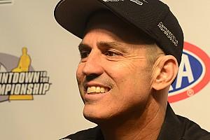 NHRA Interview Return of the modest superstar, Larry Dixon