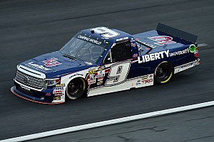 NASCAR Truck Race report Byron scores second Truck win in Texas