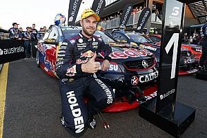 Supercars Race report Sydney Supercars: Van Gisbergen wins Red Bull thriller