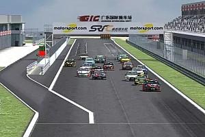 模拟赛车 比赛报告 模拟房车锦标赛SRTCC2016第3站广东国际赛车场赛后报道