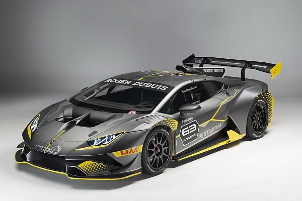 Lamborghini Super Trofeo Conferenza stampa Ecco la Lamborghini Huracán Super Trofeo EVO