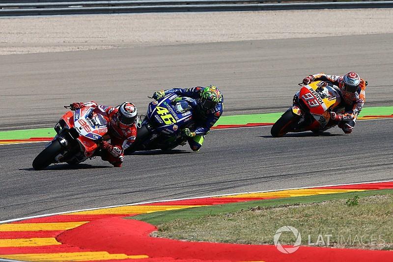 I rivali di sempre applaudono il grande ritorno di Valentino Rossi