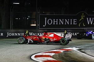 A Mercedes átérzi a Ferrari dupla kiesésével járó helyzetet
