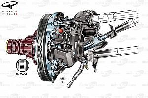 Формула 1 Аналіз Технічний аналіз: Ferrari винайшла регульовану підвіску