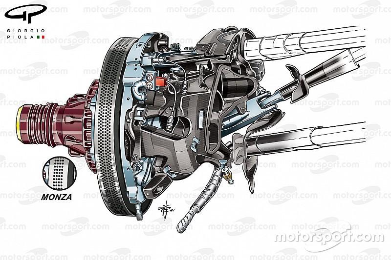 Технический анализ: в Ferrari придумали регулируемую подвеску