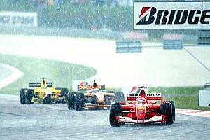 Fórmula 1 Últimas notícias F1 disponibiliza GP da Malásia de 2001 em site oficial