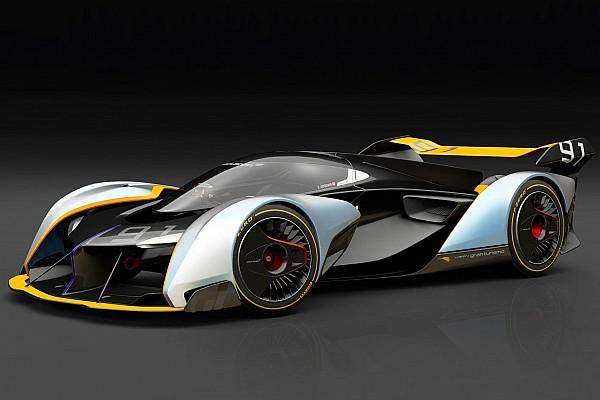 SİMÜLASYON DÜNYASI Son dakika GTSport'ta yer alacak McLaren Ultimate Vision GT