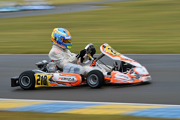 Kart Race report Britons Keirle, Patterson become 2017 karting world champions