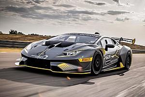 Галерея: презентація Lamborghini Huracán Super Trophy EVO