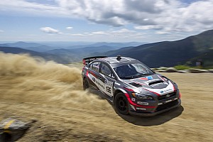 Automotive Breaking news Watch Travis Pastrana's insane record run up Mt. Washington