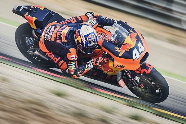 Português Miguel Oliveira faz primeiro teste na MotoGP