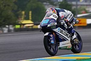 Moto3 Kwalificatieverslag Martin pakt Franse pole in hectische kwalificatie, P9 Bendsneyder