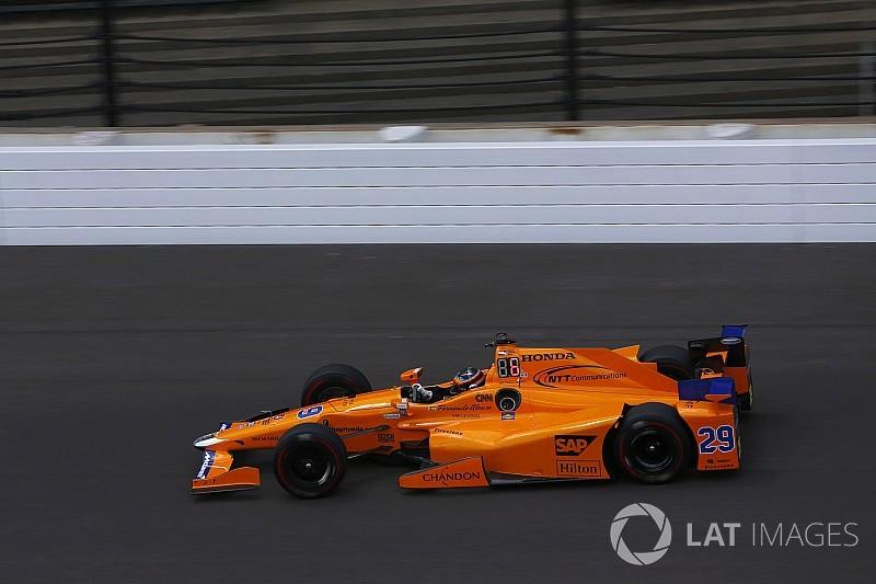Alonso espera entrar al grupo de la pelea por la pole position