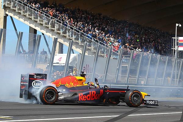 Formula 1 Verstappen pecahkan rekor lap sirkuit Zandvoort