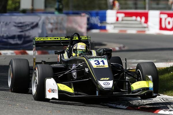 F3 Europe Breaking news Pau crash came without warning, says Norris