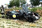 Speciale Mille Miglia:  grave incidente nel Ferrari Tribute con quattro feriti