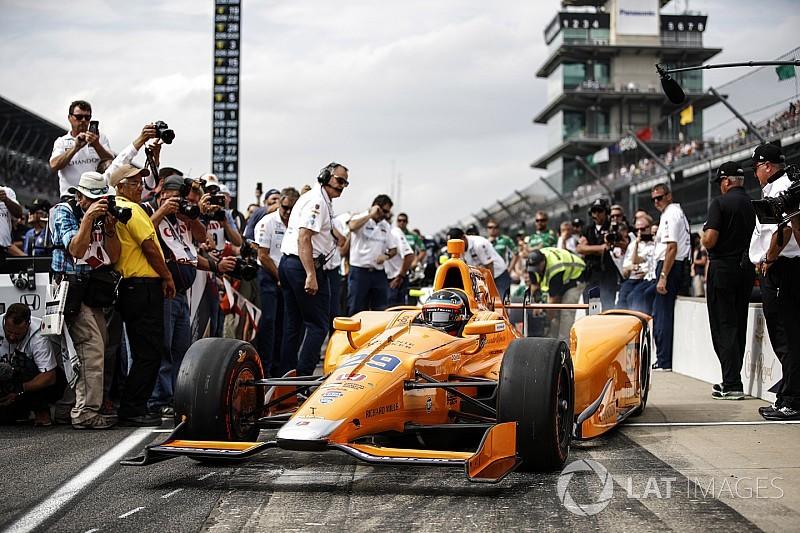McLaren mantém suspense sobre chegada à Indy