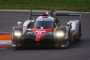 WEC Reporte de prácticas Toyota comenzó adelante en Silverstone