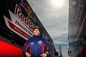 WSBK Réactions Hayden compte sur une évolution moteur pour la Honda