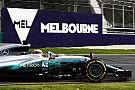 【F1】オーストラリアGP FP1速報。ハミルトン首位。アロンソ14位