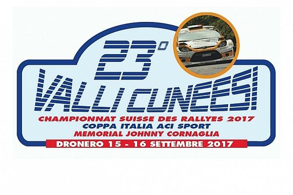 Rallye suisse Actualités Tout prêt pour les Suisses au 23ème Rallye des Vallées de Cuneo!