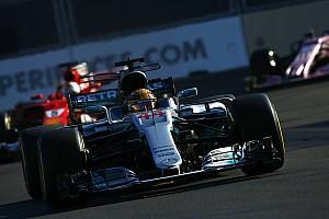 Formule 1 Actualités Le coup de volant de Vettel est forcément volontaire, selon Hamilton