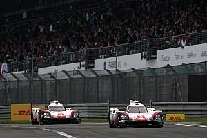 WEC Rennbericht WEC 6h Nürburgring: Bernhard/Bamber/Hartley gewinnen Porsche-Duell