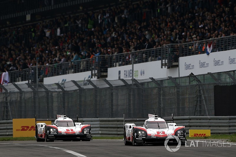 Course - Porsche organise son doublé après un duel fratricide