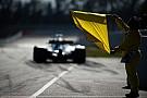 Предсезонные тесты Формулы 1: инфографика