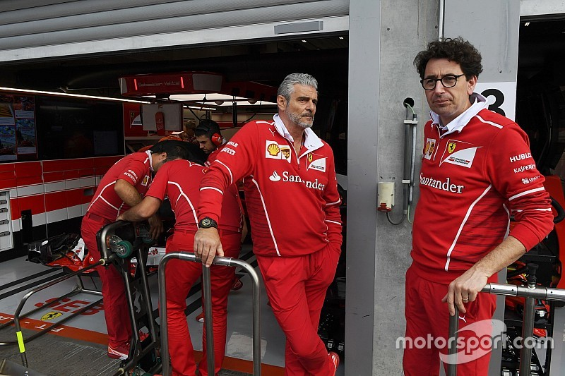 Ferrari officialise le départ d'Arrivabene - Motorsport.com